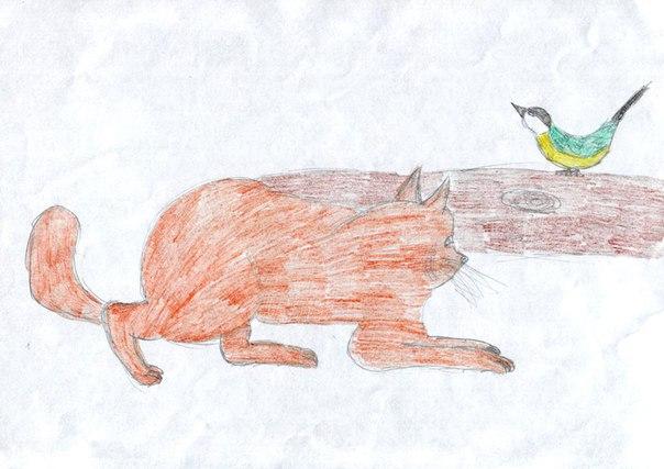В. белов кот рыжко